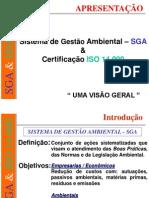 Apresentacao SGA ISO 14000 Rev4