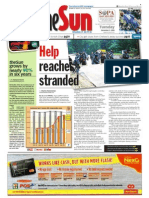 TheSun 2008-12-09 Page01 Help Reaches Stranded