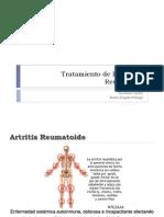 Tratamiento de La Artritis Reumatoide Expo