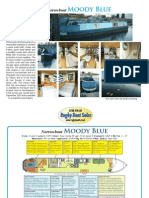 50ft Dave Clarke cruiser stern for sale