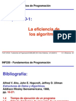 Clase 02 E Eficiencia (2012-1) ---