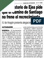 20021107_DAA_Ejea-Camino Santiago