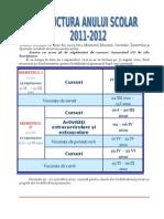 Structuraanscolar Calendar