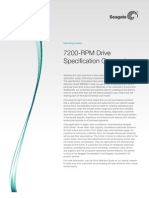 Mb578 7200 Drive Specification Comparison