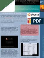 Instalacion de Ubuntu 8.10 (IntrepidIbex)