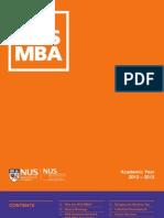 Nus Mba Brochure 2012 (Web)