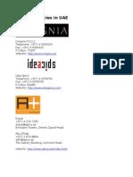 Top Ad Agencies in UAE
