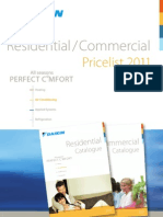 PL_Split Pricelist 2011 RO