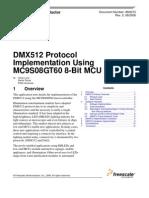 DMX512 Protocol