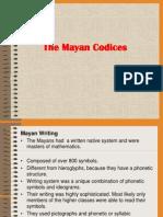 Mayan Codices 2011