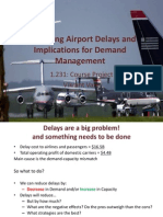 Simulating Airport Delays Vaze Slides