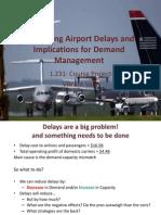 Simulating Airport Delays Vaze Slides