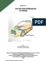Modul Perawatan Ac Mobil