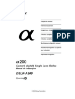 DSLRA200 Manual