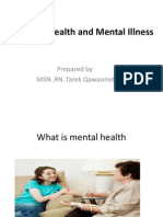 Mental Health Chapter 1