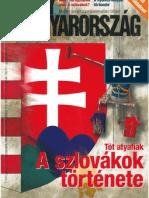 A szlovákok története
