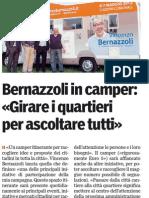 Articolo sul progetto camper-30/03/12-Gazzetta di Parma