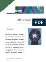 sfera di plasma