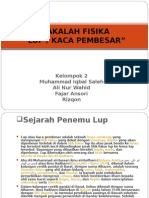 MAKALAH FISIKA2003