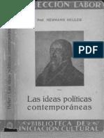 Hermann Heller-Las Ideas Politicas Contemporaneas