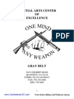 (2004) MCMAP MA-02 the Grey Belt Manual