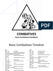 (MAC) Basic Combat Ives Hand Book