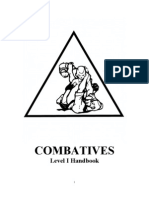 (MAC) Level 1 Combat Ives Hand Book