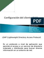 Configuración Del Cliente LDAP