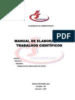 1c Manual Como Elaborar Trabalho Cientifico