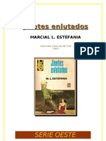 Marcia Lafuente Estefania - Jinetes Enlutados