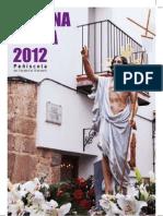 Programación Semana Santa 2012 de Peñíscola
