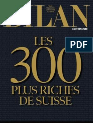 300riches_2010 | Impôts | Économie