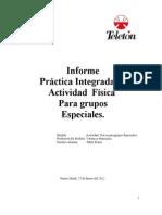 Pauta Para La Elaboracion Del Informe Final de La Practica (3).Doc Silla de Ruedas Basketball