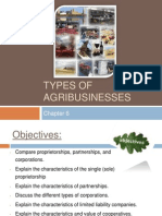 Agribusiness Ppt Ch. 6