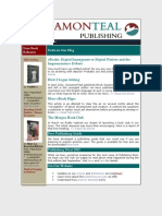 Our newsletter for March '12