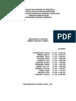 Proyecto de Juridico Profesora Egla.