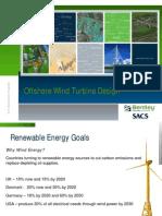 Offshore Wind Turbine Design