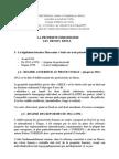 La Propriete Immobiliere Les Droits Reels