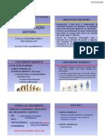 MATERIAL PARA ALUNOS FISIOLOGIA DA AÇÃO MOTORA - 2012 - 6 SLIDES POR PÁGINA
