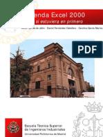 aprenda excel 2000 (libros tutorial manual curso spanish español)