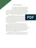 Student Essay Portfolio