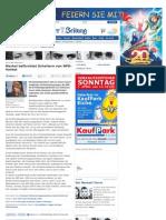 Nazi-Terror - Merkel befürchtet Scheitern von NPD-Verbot - www-berliner-zeitung-de