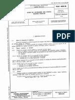 STAS 4834-86 Guri de Scurgere Din Fonta Pentru Poduri