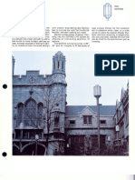 Sterner Decorative Post Top Gothic-Lite Brochure 1976