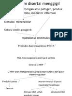 Patofisiologi Dengue