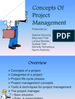 Project Mgmt Final