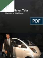 Ratan Naval Tata