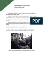 Investigacion Pericial de Incendios