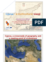 Cyprus - A multicultural island