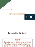 1. Retail Marketing 1